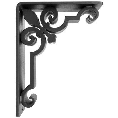 "Chatham Iron Corbel - 2"" Close Up"