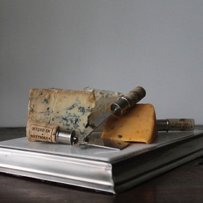 Cork Cheese Knives (Set-3)