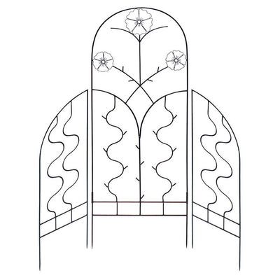 Cottage Garden Trellis Set