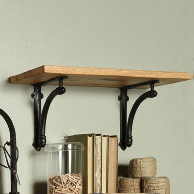 Small Farmhouse Shelf Bracket