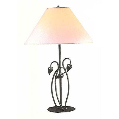 Ginger Leaf Table Lamp