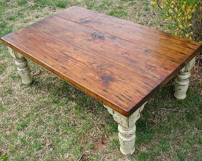 Hand Crafted Cocktail Table