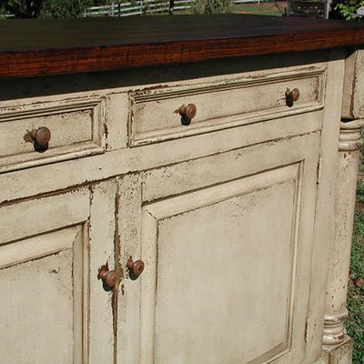 Hand Crafted Farmhouse Credenza