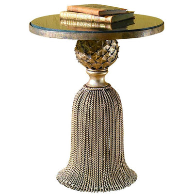Iron Tassel Table