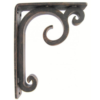 "Kelsey Iron Corbel - 1.5""-Iron Accents"