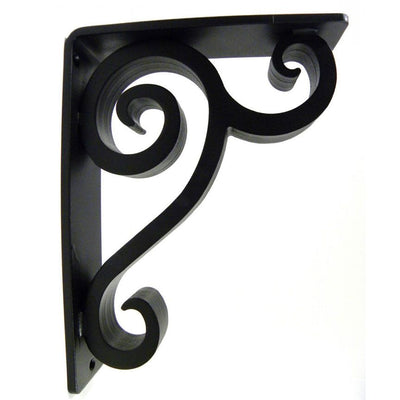 "Lisbon Iron Corbel - 2"" Close Up"