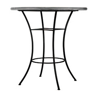 Mosaic Bar Height Tables-Iron Accents