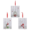Light Up Gnomes Wall Decor (Set-3)