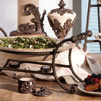 Oval Chafing Dish Beauty Shot