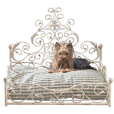 Scroll Pet Bed - Old World