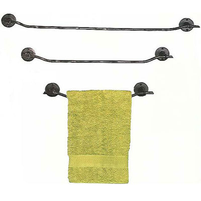 Sherwood Towel Bars-Iron Accents