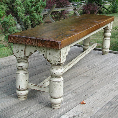 Hand-Craft Farm Bench