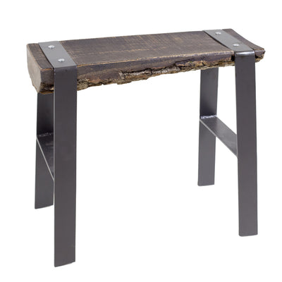 Urban Forge Bench | Iron Accents