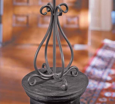 Waterbury Table Lamp-Iron Accents