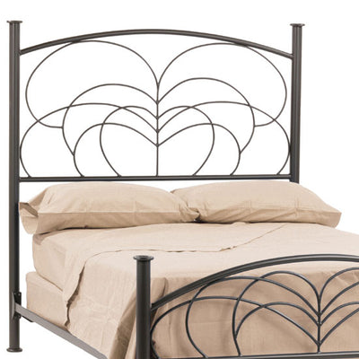 Willow Iron Headboard