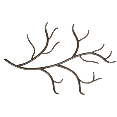 Woodland Wall Coat Rack | Iron Accents