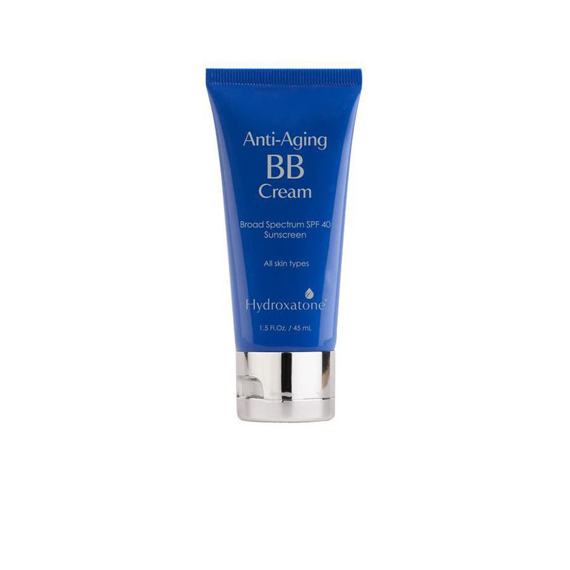 Hydroxatone Anti-Aging BB/SPF 40 Cream, Universal Shade, 1.5 Fluid Ounces
