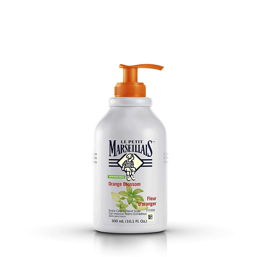 Le Petit Marseillais Extra Gentle Orange Blossom Liquid Hand Soap, 10.1oz
