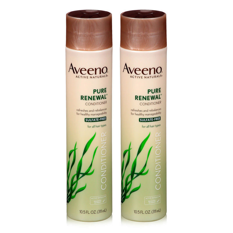 Aveeno Active Naturals Pure Renewal Conditioner 10.5 oz