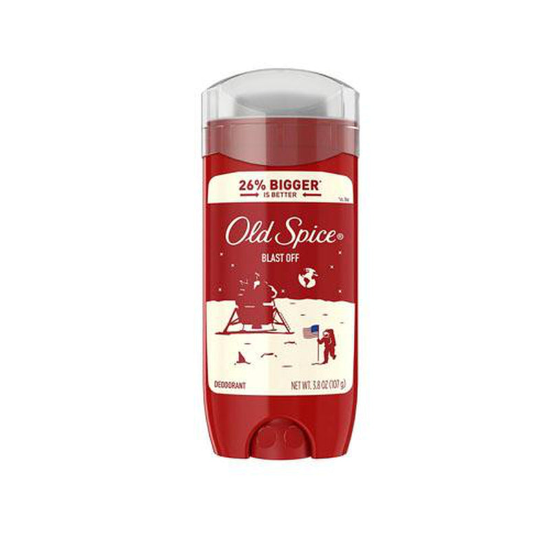 Old Spice Blast Off Deodorant 3.8 Oz