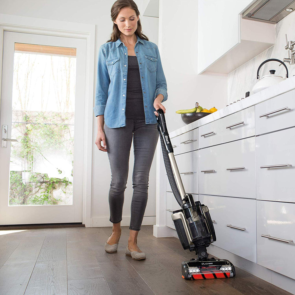 Shark ION P50 - IC162, Lightweight Cordless Upright Vacuum - BONUS $50 WEBSITE CREDIT WITH PURCHASE ! - HEPA Filter, Handheld Vacuum Mode, and Shark DuoClean for Carpet and Hardfloor Cleaning