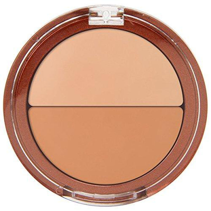 Mineral Fusion Compact Concealer Duo, Cool Shade, 0.11 Ounce