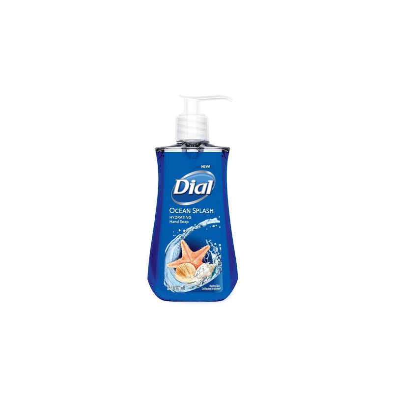 Dial Corp. Dial Liquid Hand Soap, Ocean Splash, 7.5 Oz