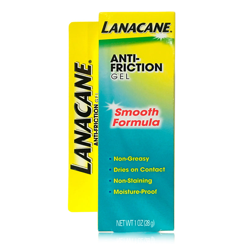Lanacane Anti-Friction Gel Smooth Formula 1 oz