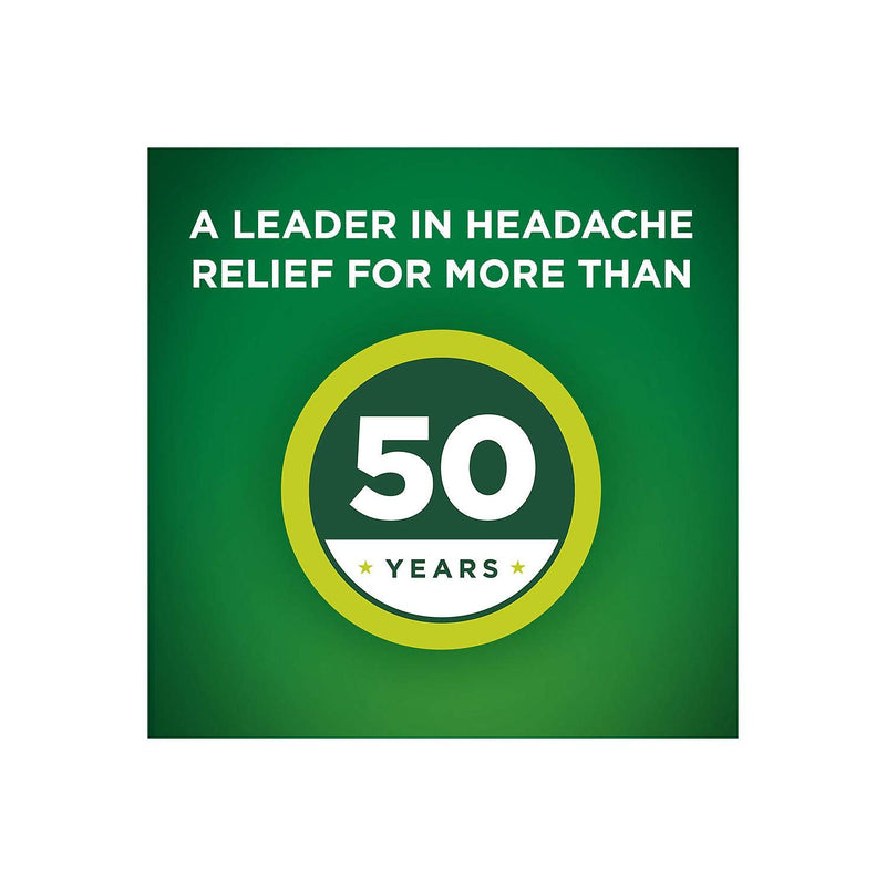 Excedrin Extra Strength Caplets for Headache Relief, 300 Count