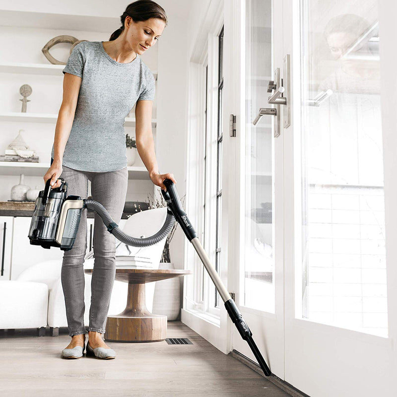 Shark ION P50 - IC162, Lightweight Cordless Upright Vacuum - HEPA Filter, Handheld Vacuum Mode, and Shark DuoClean for Carpet and Hardfloor Cleaning