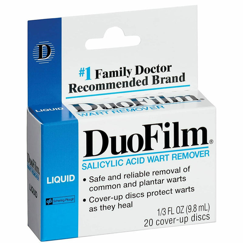 Duofilm Wart Remover Kit, 9.8 mL