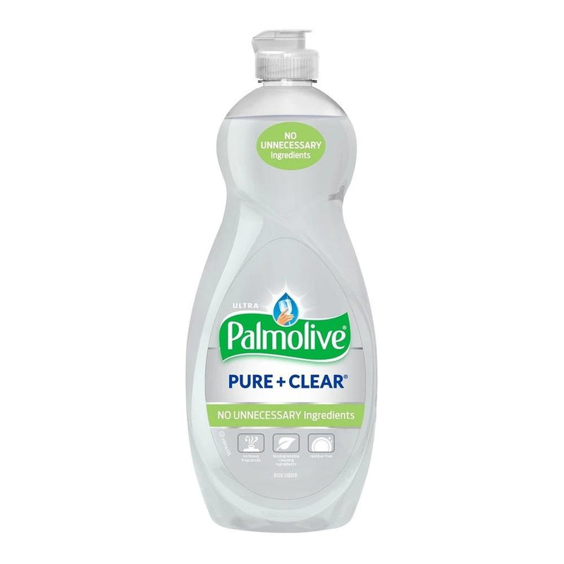 Palmolive Ultra Liquid Dish Soap, Pure & Clear, 20 Oz