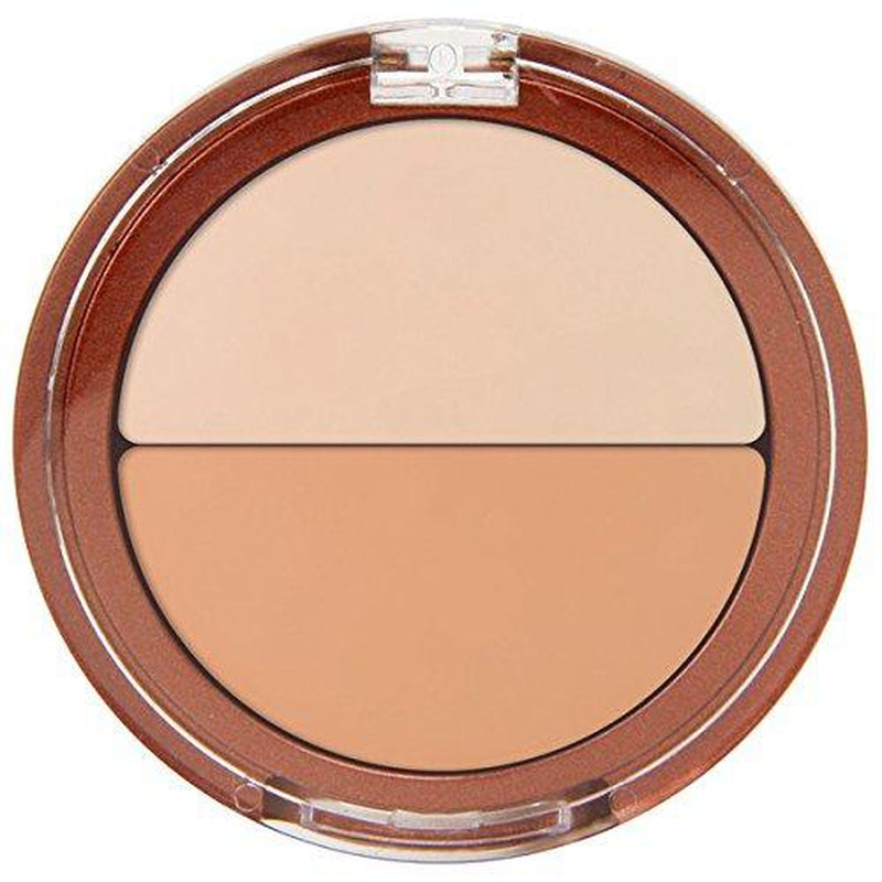 Mineral Fusion Compact Concealer Duo, Neutral Shade, 0.11 Ounce
