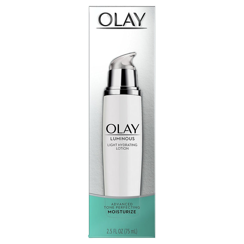 Olay Luminous Light Hydrating Face Lotion 2.5 fl oz