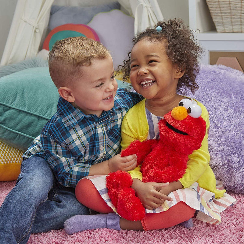 Sesame Street Love to Hug Elmo Talking Doll