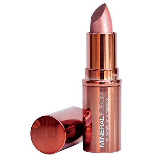 MINERAL FUSION Lip Stick, Burst, by mineral fusion, 0.137 oz
