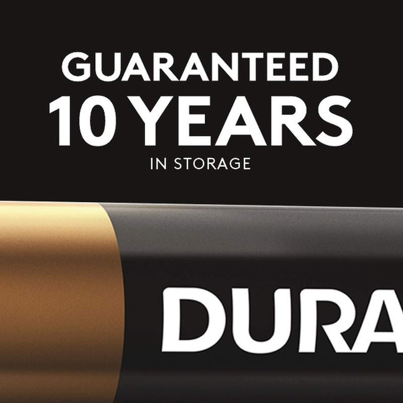Duracell Quantum Alkaline Batteries, AAA 12 pack, Long Lasting