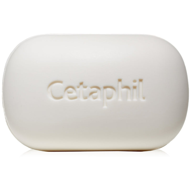 Cetaphil Gentle Cleansing Bar, 4.5 Ounce, 6 Count