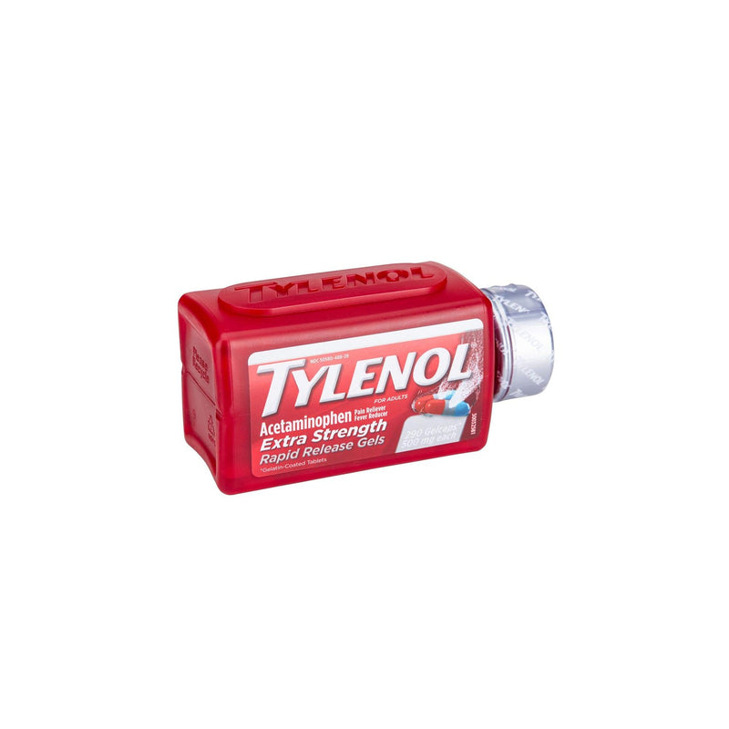 Tylenol Extra Strength Rapid Release Gels 500 mg - 290 ct.