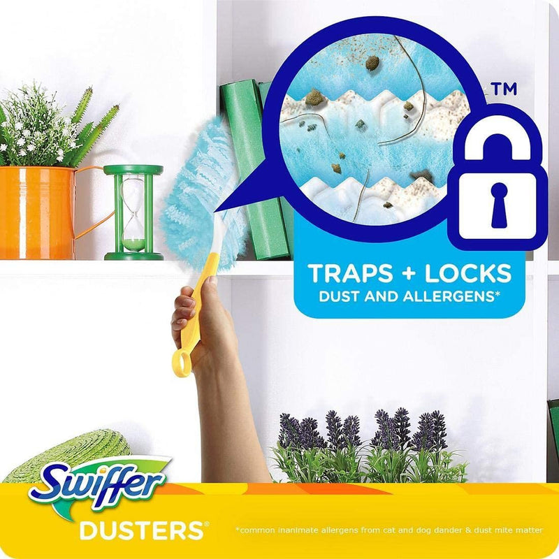 Swiffer Duster Handle + 28 Refills