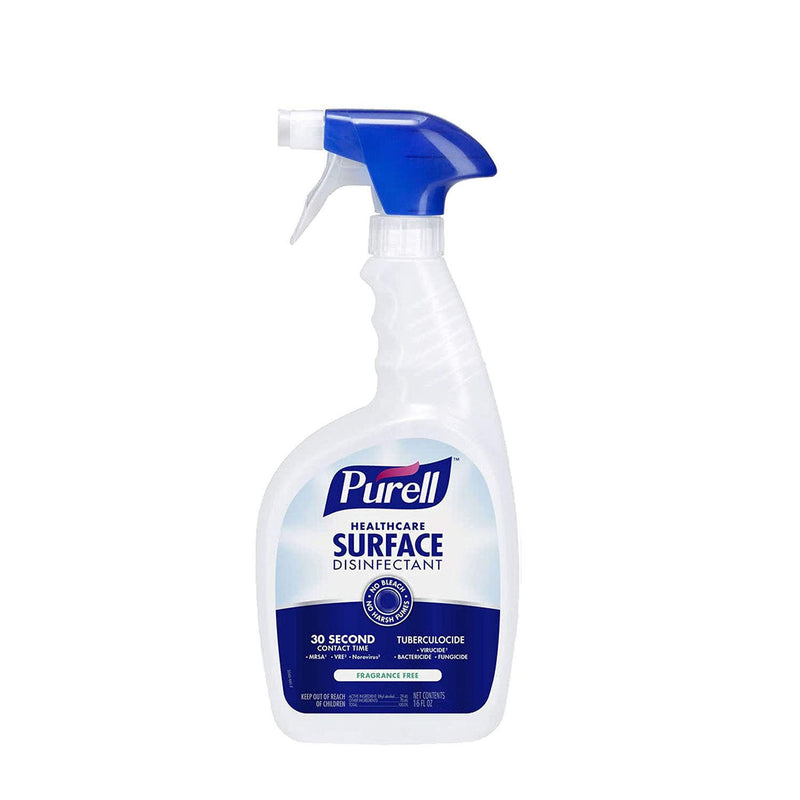 PURELL Healthcare Surface Disinfectant Spray, Fragrance Free, 16 oz 2 Pack