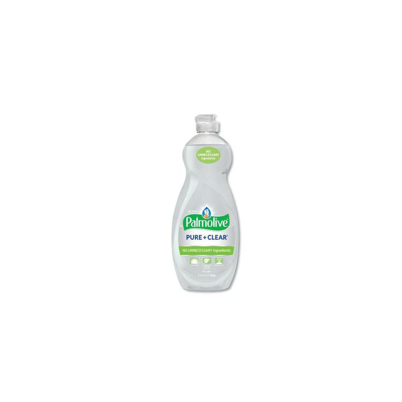 Palmolive Ultra Dish Liquid, Pure + Clear, 32.5 Fluid Ounces
