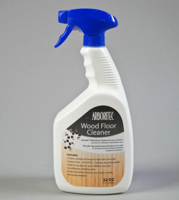 32 Oz Spray Bottle Wood Floor Cleaner By Arboritec Usa Inc