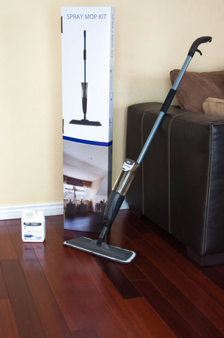 Professional All-In-One Spray Mop Kit - SALE