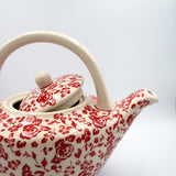 Roses GZ32 Hand-Decorated Teapot 1l