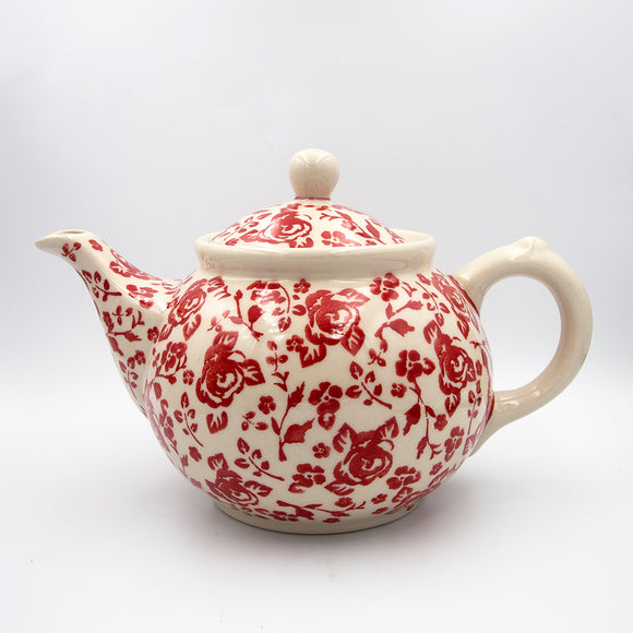 Roses GZ32 Hand-Decorated Teapot 0.7l