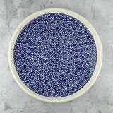 120 HAND-DECORATED COOKIE PLATE - Forkandpillow