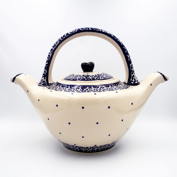 Simplicity Hand-Decorated Teapot 1l