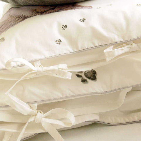 PUSS IN BOOTS DUVET COVER AND PILLOWCASE SIZE 100×135 CM - Forkandpillow