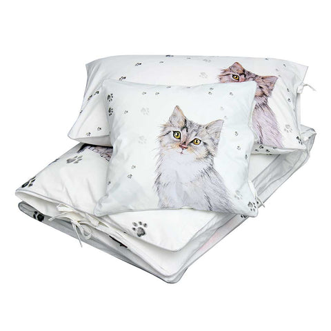 PUSS IN BOOTS DUVET COVER AND PILLOWCASE SIZE 100×135 CM